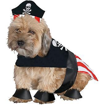 زي الحيوانات الأليفة القراصنة