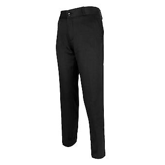 Designer Slim Fit Boys Black Chino Trousers