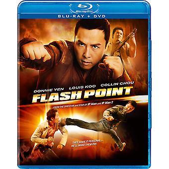 Flash Point [BLU-RAY] USA import