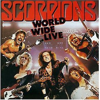 Scorpions - World Wide Live [CD] USA import
