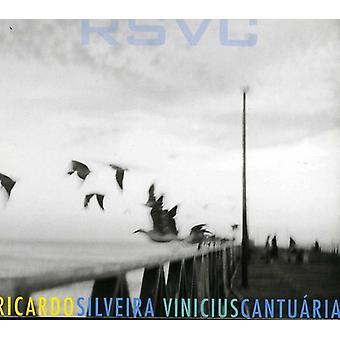 Silveira, Ricardo/Vinicius Cantuaria - importación de USA de Rsvc [CD]