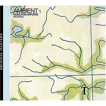 Brian Eno - Ambient 1: Music for Airports [CD] USA import