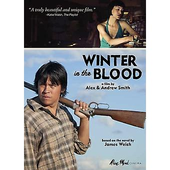 Vinter i blod [DVD] USA import