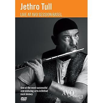 Jethro Tull - Live at Avo Session Basel [DVD] USA import