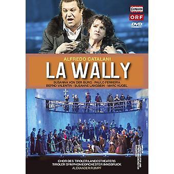 La Wally [DVD] USA import
