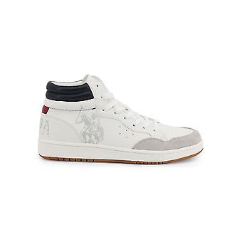 U.S. Polo Assn. - Chaussures - Baskets - ALWYN4116W9_YS1_WHI - Hommes - blanc, lightgray - EU 45
