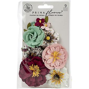 بريما التسويق جميلة الفسيفساء الزهور الزمرد حلم