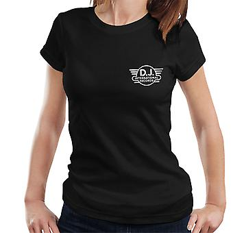 DJ International Records Classic Logo Women's T-Shirt