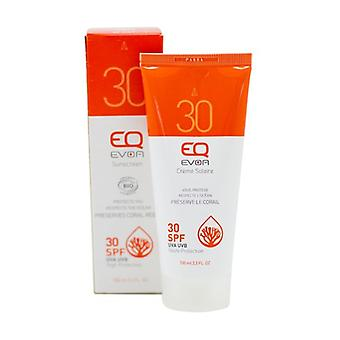 High protection sunscreen SPF 30 100 ml of cream