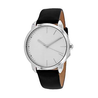 JC1G079L0015, Just Cavalli Men's Forte - Plata - Reloj de cuarzo