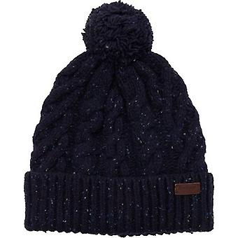 Barbour Seaton Cablu Knit Bobble Beanie