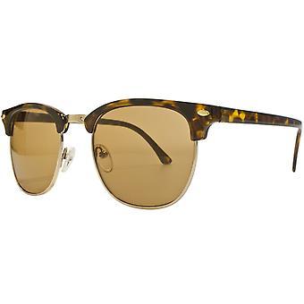 نظارات شمسية Unisex Cat.3 الذهب البني (AMU19207 C)