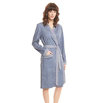 Rösch Pure 1203565-16544 Women's Tweed Pockets Robe