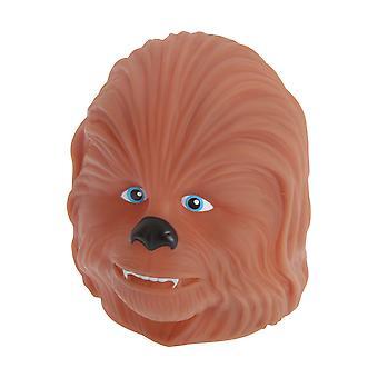 Illumi-Mates Official Childrens/Kids Star Wars Chewbacca Bedside Lamp