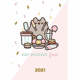Pusheen A5 Diary 2021