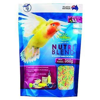 Nutriblend Mini pelletit 350g Vetafarm