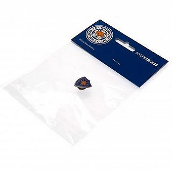 Leicester City FC Retro Metal Badge
