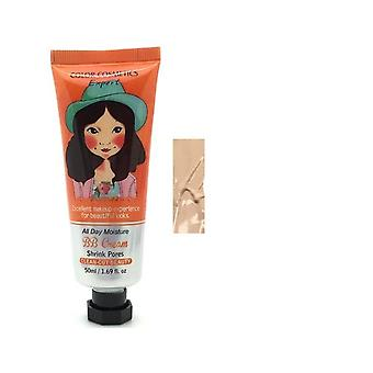 Makeup Face Base Cream Foundation For Make Up Concealer - Moisturizing