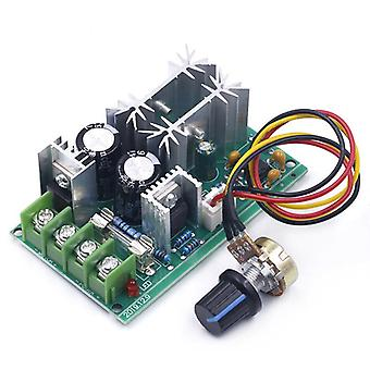 Dc 10-60v, Pwm Motor Speed Controller Drive Module With Switch