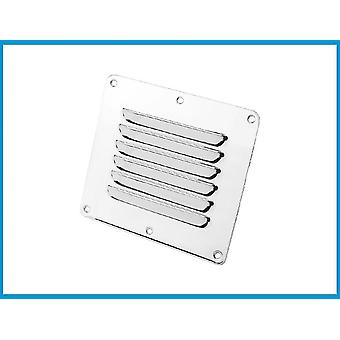 316 Boat Marine Square Air Vent Louver Vent Grille- Ventilation Louvered
