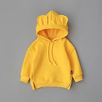 Baby Kids Boy / Girl Clothes, Hooded Cartoon 3d Ear Hoodie / Sweatshirt Tops