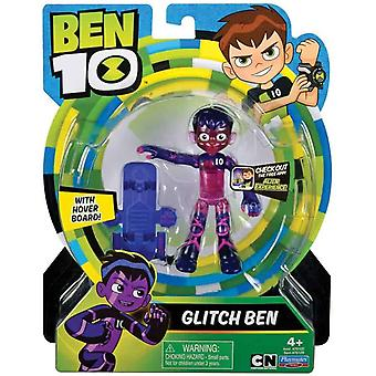 Ben 10 action figures - ben 10 glitch for ages 4+