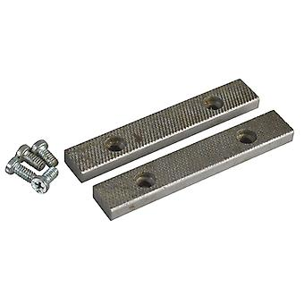 Irwin Record RECPTD4 PT.D Pair Jaws 4.1/2in and Screws for 4 Vice