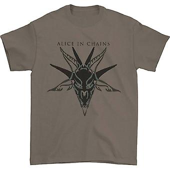 Alice In Chains Musta Kallo T-paita