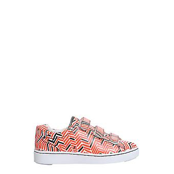 Ash Pharrell002 Women's Multicolor Leather Sneakers