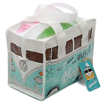 Puckator VW T1 Camper Bus Small Surf Adventure Lunch Bag