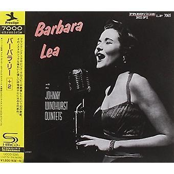 Barbara Lea - Barbara Lea [CD] USA import