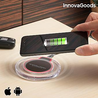 4-Pack, Qi Wireless Charger for Smartphones