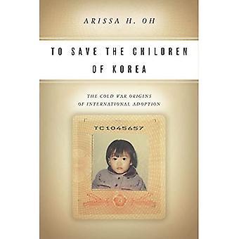 Aan Save the Children van Korea (Asian America)