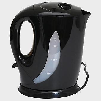 New Quest 1.7L Low Wattage Kettle Black