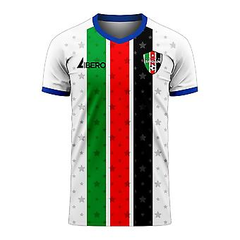 Sydsudan 2020-2021 Home Concept Football Kit (Libero)