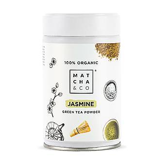 Green Tea and Jasmine Powder 70 g of powder
