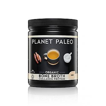 Planet Paleo Organic Bone Broth Collagen Protein Pure 450g (PP2002)