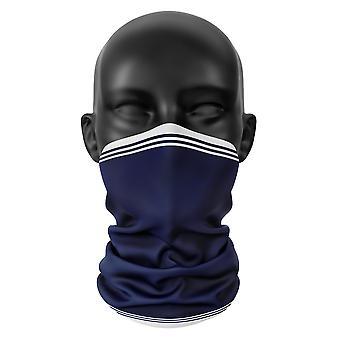 Millwall FC Farben Snood Gesicht Maske Schal Fußball Club Buff Kopfbedeckung Tube