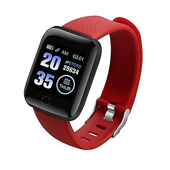 Smart Watch - Hartslag bloeddruk en polsband sport