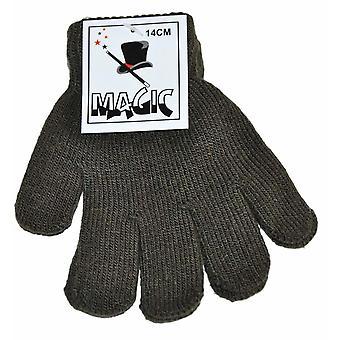 Magic Finger Mittens 1-pack 14 cm Donkergroen