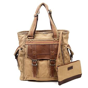 Borsa tote in tela Turtle Ridge
