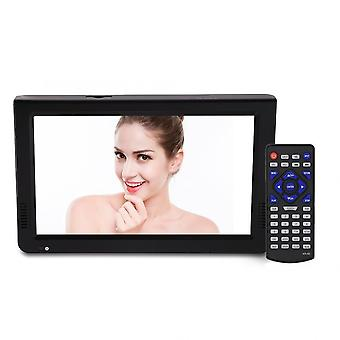 10-inch Portable Television-digital Analog Hd, 1024x600 Resolution And Tf Card