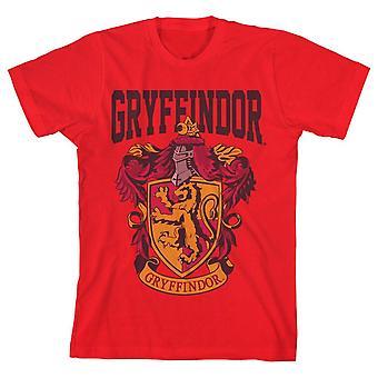 Harry potter gryffindor pojat t-paita
