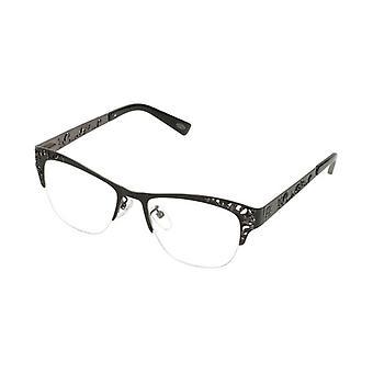 Naisten silmälasikehys Loewe VLW444M5108GF Musta (ø 51 mm)