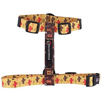 Oui Oui Frenchie Strap Harness - Texas