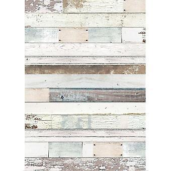 ستامبريا رايس ورقة A4 الخشب الطبيعي