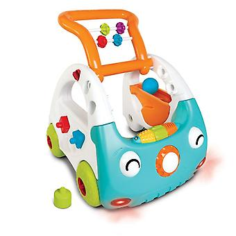 Infantino sensory 3-in-1  car