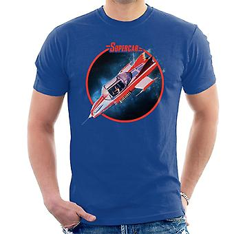 Supercar In The Air Men's T-Shirt