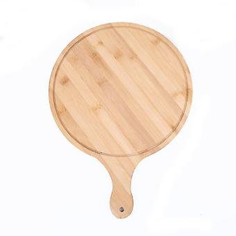 Bamboo pizza scoop for pizza's ø25 cm