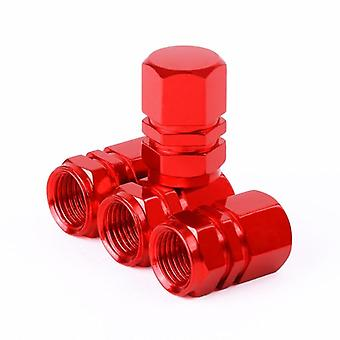 4pcs Universal Car Valve Stem Caps